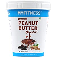 MYFITNESS Chocolate Peanut Butter 510g