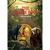 Illustrated Classics - The Jungle Book: Abridged Novels With Review Questions (Hardback)