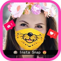 Insta Snap : Photo Selfie Editor