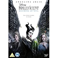 Maleficent: Mistress of Evil [DVD] [2019]