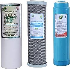 Hi-Tech replacement filter cartridges for under sink ro water purifier