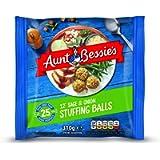 Aunt Bessie's 12 Sage & Onion Stuffing Balls, 310g (Frozen)