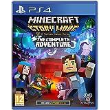Minecraft Story Mode Complete Adventure - PlayStation 4 - [Edizione: Regno Unito]