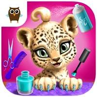 Jungle Animal Hair Salon - Wild Pets Haircut & Style Makeover