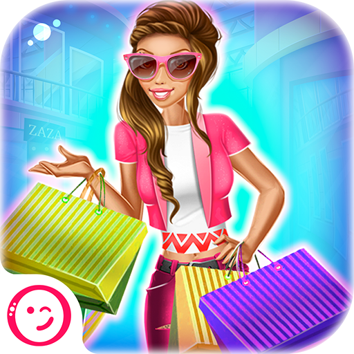 Mall Shopping Fever Dress Up -