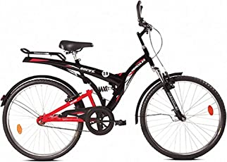 Hercules Rocky 2.0 ZX Dual Suspension Bicycle (26T)