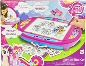 Hasbro Little Pony Light and Trace (Multicolour)