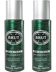 Brut Original Deodorant Spray for Men - 200ml Pack of 2