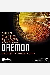 Daemon - Die Welt ist nur ein Spiel: Daemon 1 Audible Audiobook