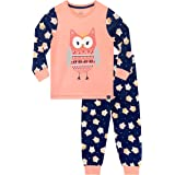 Harry Bear Pijamas para niñas Búho