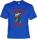 Mega-Shirt T-Shirt mit Urkunde 40 Jahre Fahrrad Cooles T-Shirt Zum 40. Geburtstag Geschenk Zum 40 Geburtstag 40 Jahre Geburtstagsgeschenk 40-Jähriger