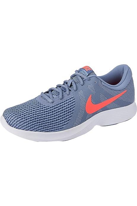 Nike Revolution 4, Zapatillas de Running para Hombre, Braun (Olive ...