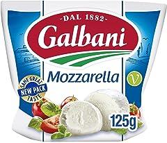 Galbani Queso Mozzarella, 125g