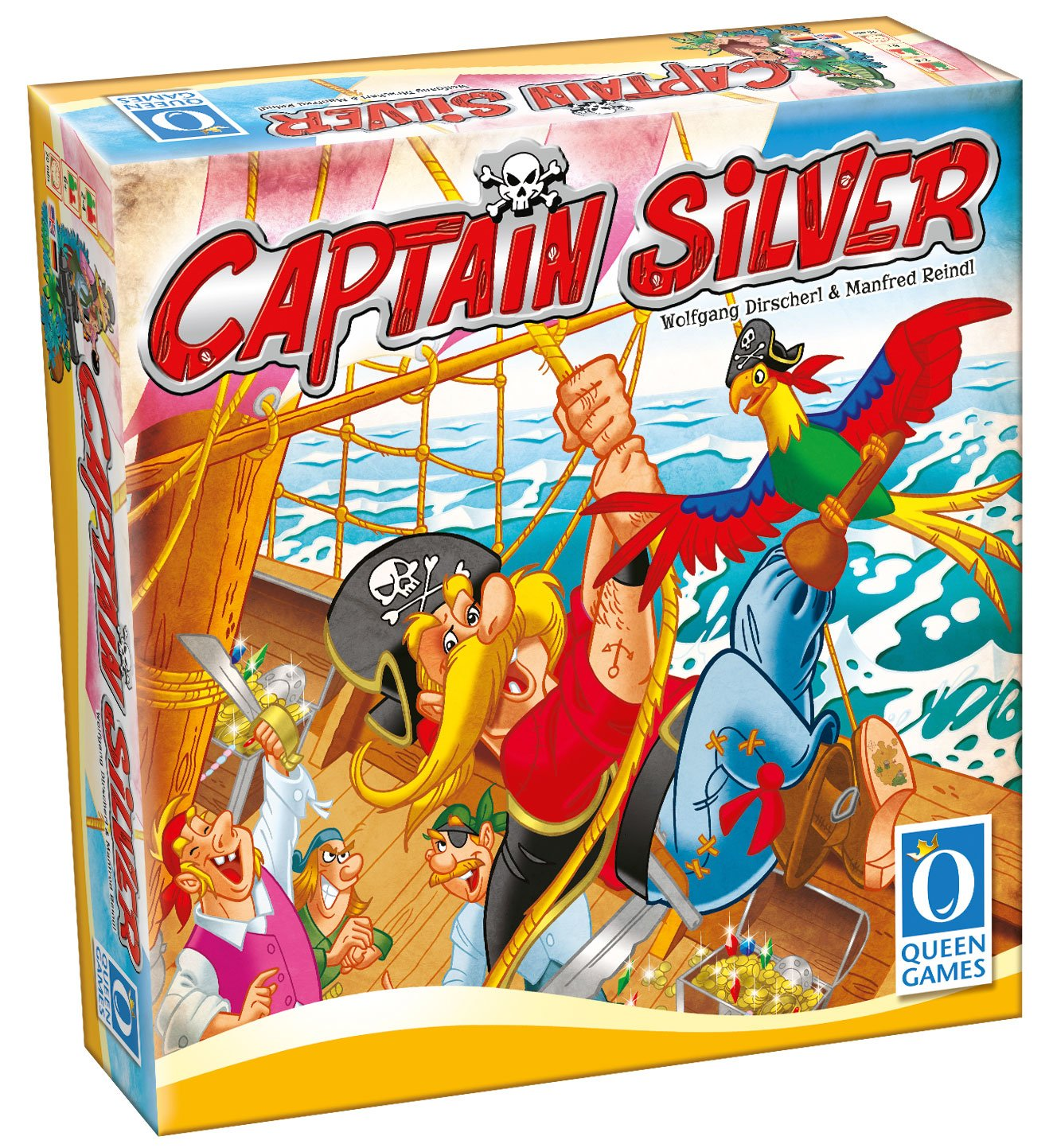 Capitain Silver