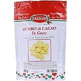 Graziano Burro di Cacao in Gocce - 250 gr