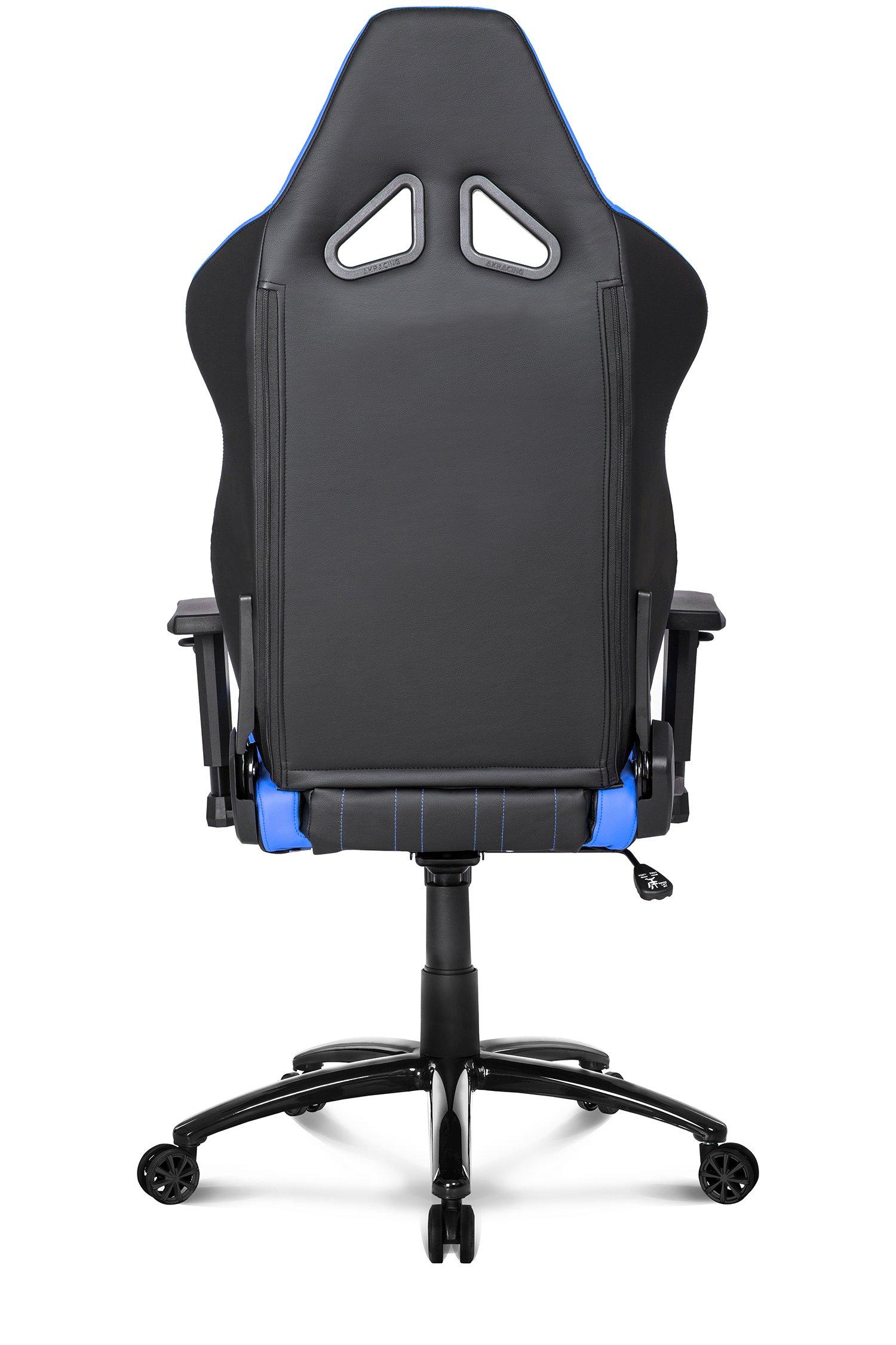 AKRacing Player – AK-K6014-BL – Silla Gaming, Color Negro/Azul