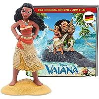 tonies Hörfiguren für Toniebox, Disney – Vaiana, Original Hörspiel zum Film, für Kinder ab 4 Jahren, Spielzeit ca. 76…