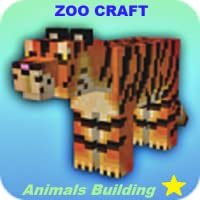 ZOO Craft: Animals Building