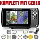 HUMMINBIRD - Sondeur combiné GPS Helix 7 G2 HD