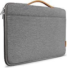 Inateck 13-13,3 Zoll Sleeve Hülle Ultrabook Laptop Tasche Speziell für 13,3 Apple MacBook Pro Retina/MacBook Air und Surface Pro 2017/4/3, Dunkelgrau
