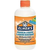Elmer's Slime Activator   Magical Liquid Glue Slime Activator Solution   259 ml Bottle   Great for Making Slime