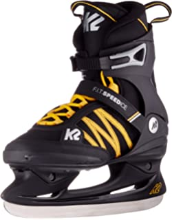 K2 ESCAPE SPEED ICE Women's Softboot Ice Skates Size 5 US