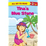 All set to Read- Readers Level 2- Tina's Blue Stone- READERS