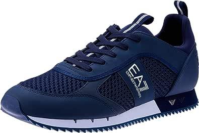 EA7 Mesh Sneaker Uomo Sneaker Nero