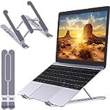 Babacom Supporto PC Portatile, Portatile Ventilato Desktop Porta PC, 6 Livelli Regolabile Ergonomico Raffreddamento…