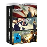 Olympus/London/Angel has fallen - Triple Film Collection (+ Blu-ray) [4K Blu-ray]