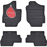 Schönek alfombrillas de goma goma tapices para suzuki jimny a6g allgrip 4 piezas