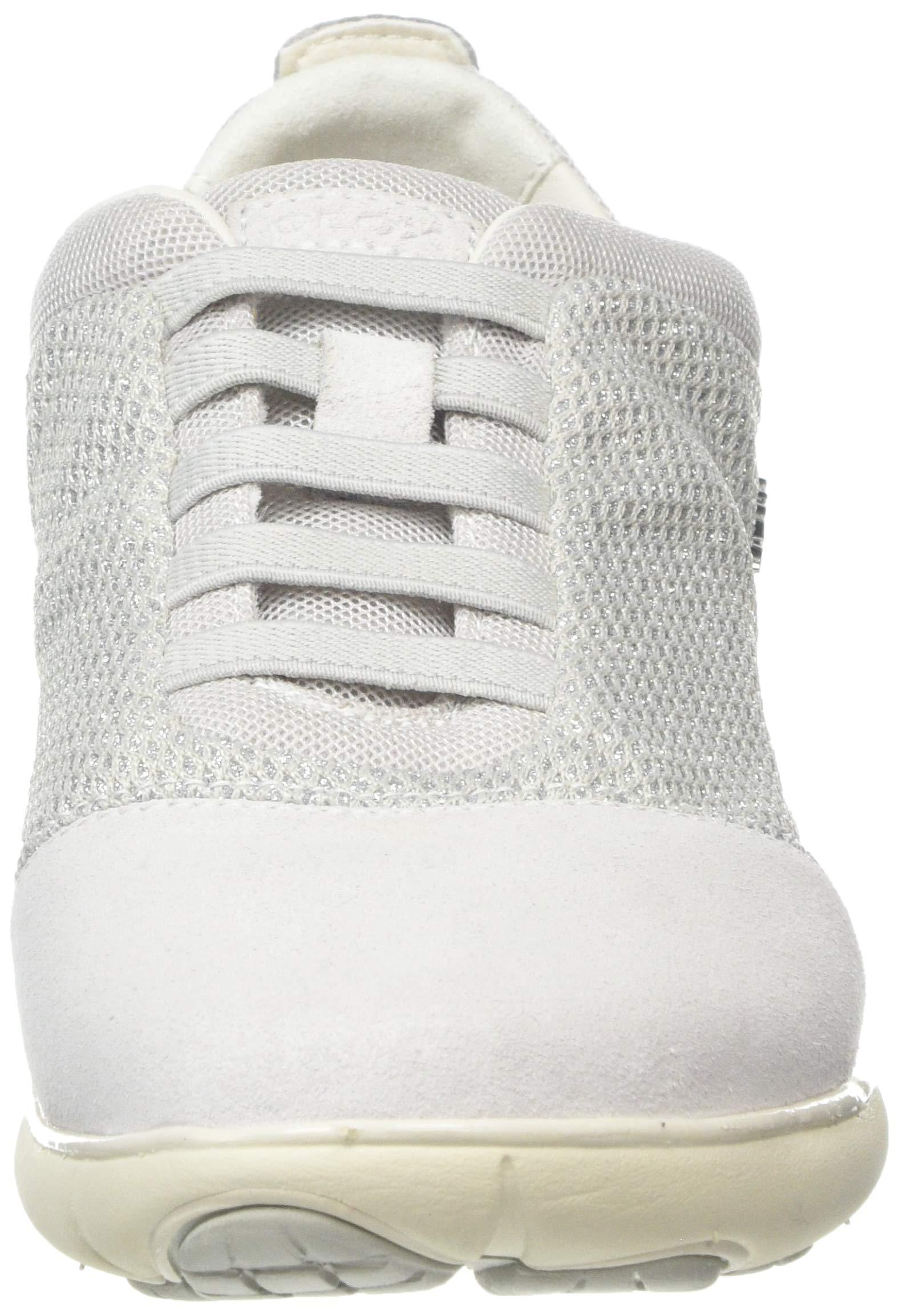 Geox Damen D Nebula C Sneaker 4