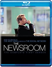 The Newsroom: The Complete Season 1