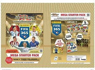 Panini FIFA 365 Adrenalyn XLTM 2017 Edition Mega Starter Pack, Multi Color