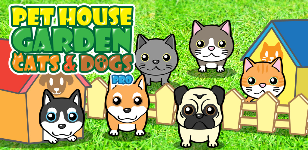 Image of Pet House Garden Cats & Dogs Pro - My Littlest Pets Shop Life Story