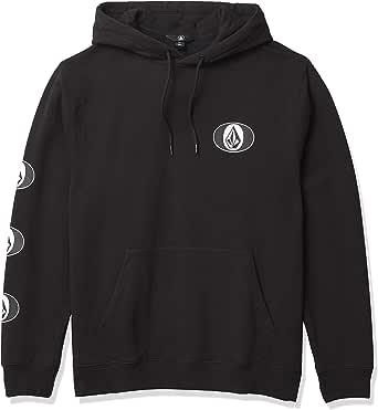 Volcom Men's Stone Stack P/O Hooded Sweatshirt