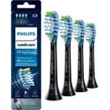 Philips Sonicare C3 Premium PlaqueDefence - 4 Stuks - Voor grondige tandplakverwijdering - 4 keer meer contact met tandopperv
