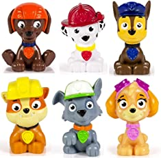 Toy Paw Patrol Mini Figures - Set of 6