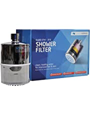 WaterScience Cleo Shower Filter for Improved Hair and Skin (Chrome, SFW-815)