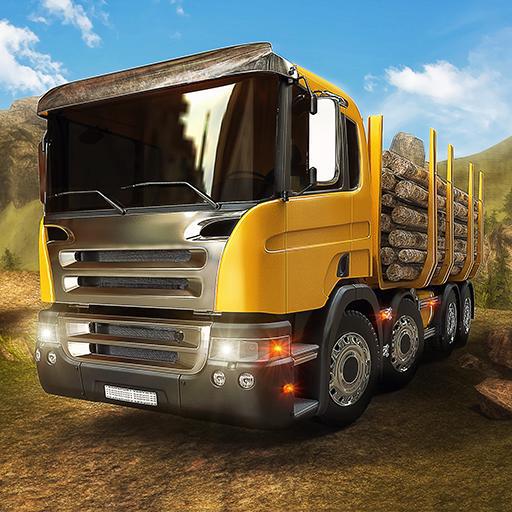 Mountain Drive Heavy Duty Offroad Truck In Construction Simulator Giochi di avventura gratuiti per bambini 2018