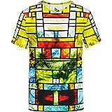 Blowhammer T-Shirt Uomo - Personal Jigsaw - Yellow