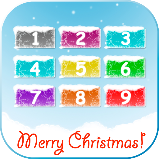 Weihnachtsbabyphone - süßes Spiel mit Zahlen, Zeichen und Winter Song für Kinder (Kinder Bildungs-tabletten)