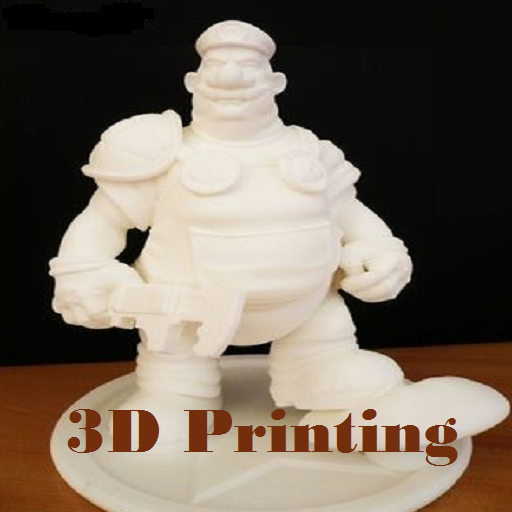 3D Printing Mobile Printing System