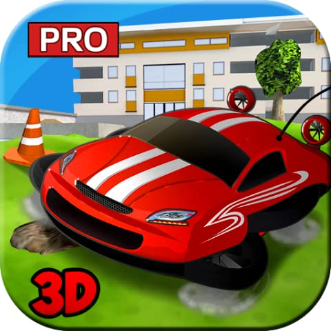 Hoverdroid 3D PRO : RC Aerodeslizador