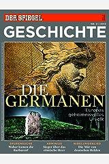 SPIEGEL GESCHICHTE 2/2013: Die Germanen Broschiert