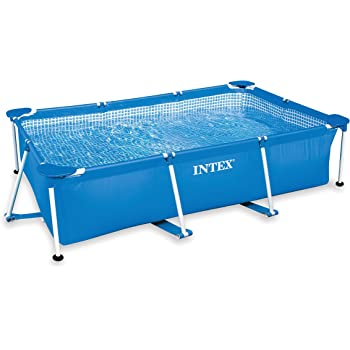 Intex Family Pool, blau, 260 x 160 x 65 cm