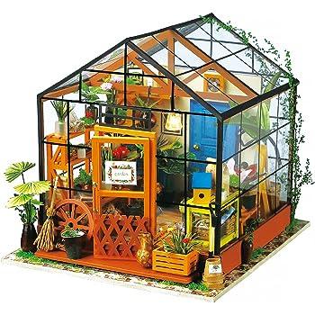 Rolife Kit Da Casa Di Bambole In Legno Di Legno In Miniatura Kit Da