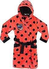 Miraculous Mädchen Ladybug Bademäntel
