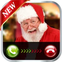 Incoming Real Live Voice Call From Santa claus - Free Fake Phone Call ID PRO 2018 - PRANK FOR XMAS KIDS
