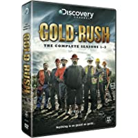 Gold Rush - Alaska: The Complete Seasons 1-3 [DVD] [UK Import]